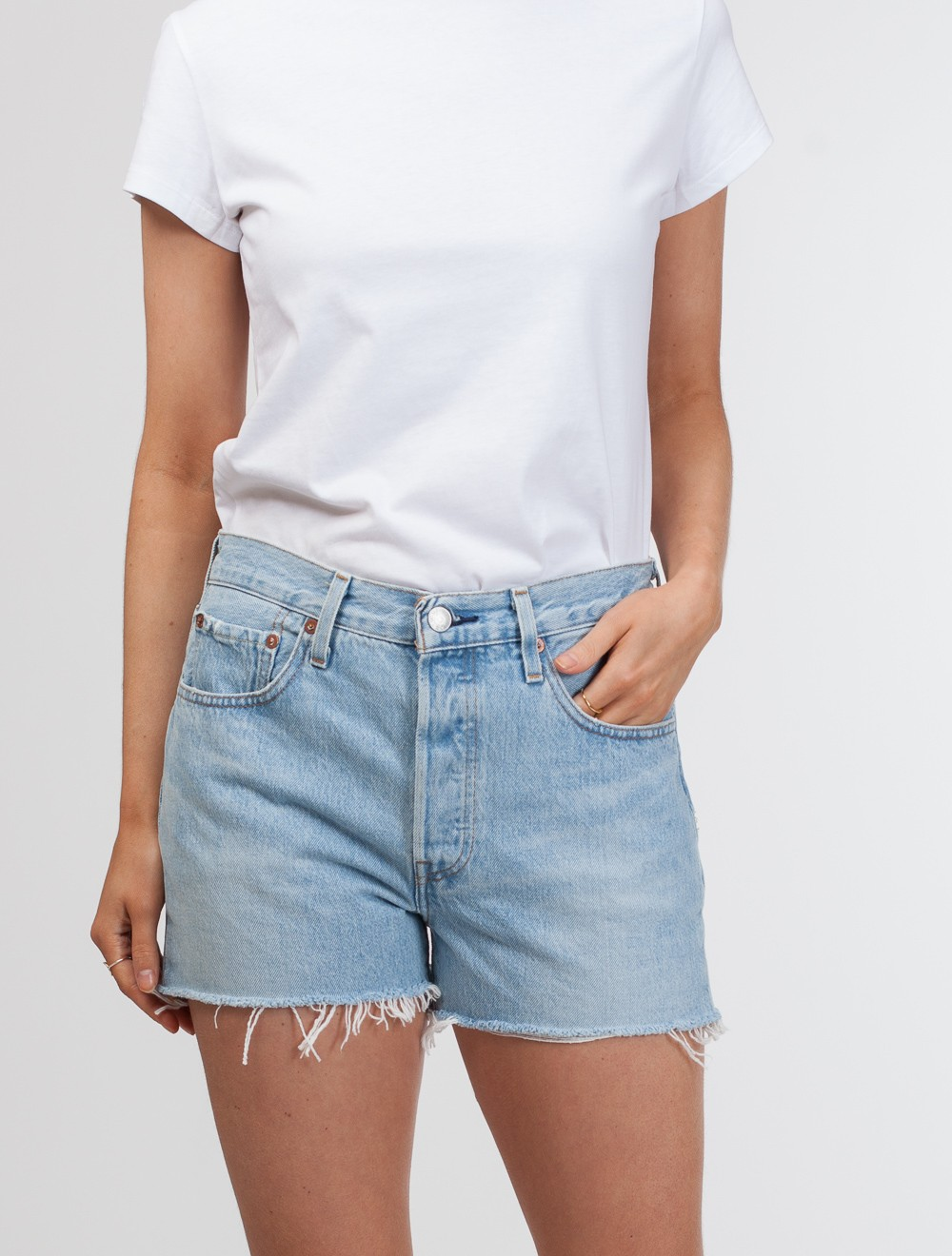 7ab45c96 Levi's | 501 High Rise Short Weak In The Knees - Shorts