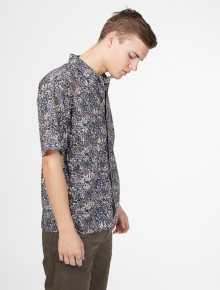 a9079d0c Carsten Liberty Print Ivy Green · Norse Projects